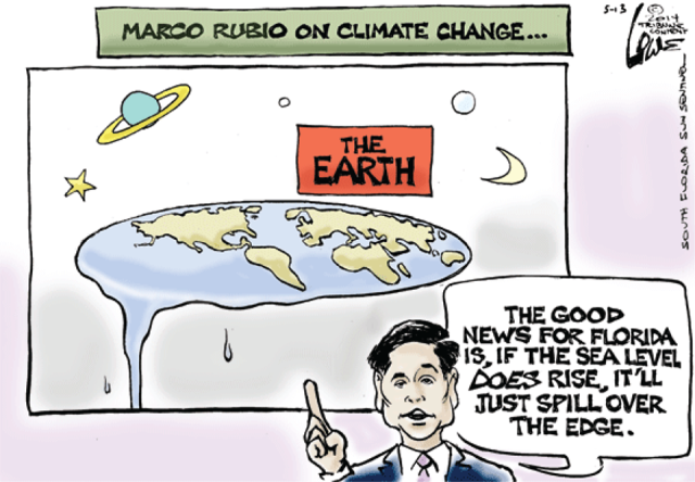 Professor Marco Rubio on Global Climate Change