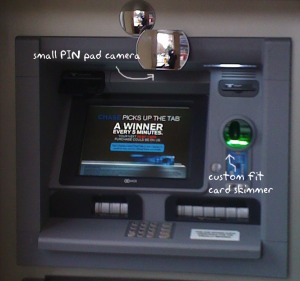 ATM Fraud & Credit Card Skimmers: New App Detects Thieve's