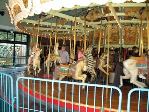 Hershell-Spillman Merry-Go-Round, Tilden Reg Park, Berkeley, CA