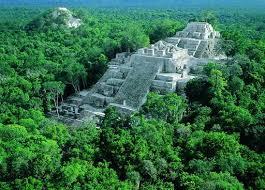 Estructura #2 Calakmul 2014