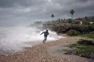 Stormy Weather in Haiti
