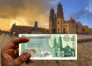 Billetes Lugares 10 Pesos ©Arturo Ortiz