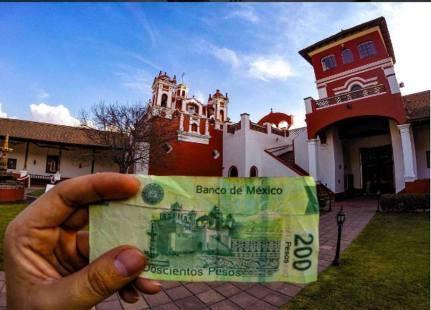 Billetes Lugares 200 Pesos©Arturo Ortiz