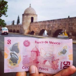 Billetes Lugares 50 Pesos ©Arturo Ortiz