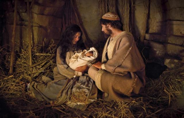 Joseph Mary & Jesus